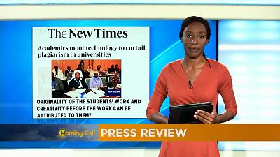 Press Review of April 27, 2018 [The Morning Call]