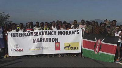 Kenya : marathon de paix pour les guerriers