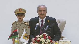 Libyan commander, Haftar back in Benghazi after medical treatment