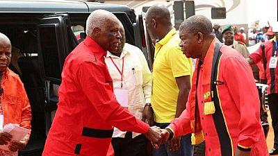Angola : José Eduardo dos Santos s'apprête à démissionner de la présidence du MPLA (parti)