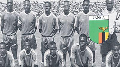 Football: hommage aux footballeurs zambiens disparus dans un crash aérien en 1993