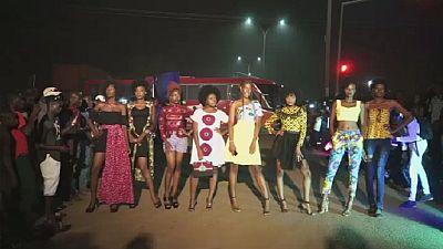 Les designers au Burkina Faso tentent de révolutionner la mode