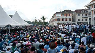 Madagascar : les manifestations se poursuivent