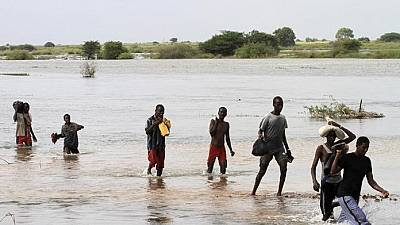 Aid agencies warn of disease outbreaks after floods displace thousands in Somalia