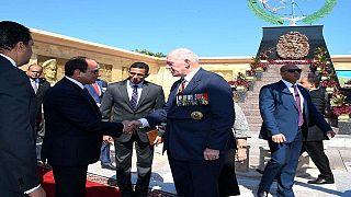Égypte : visite du chef de la diplomatie française