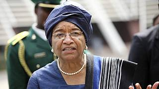 Sirleaf knocks Africa's sit tight presidents, tells them to leave power