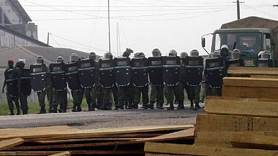 Two gendarmes killed in northwest Cameroon, police disrupt Yaounde peace march