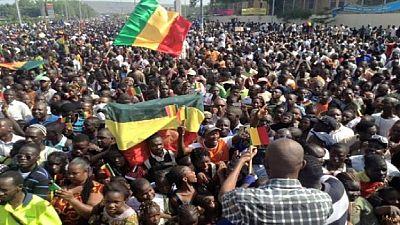 """Élection présidentielle au Mali : formation d'une """"coalition pour l'alternance"""""""