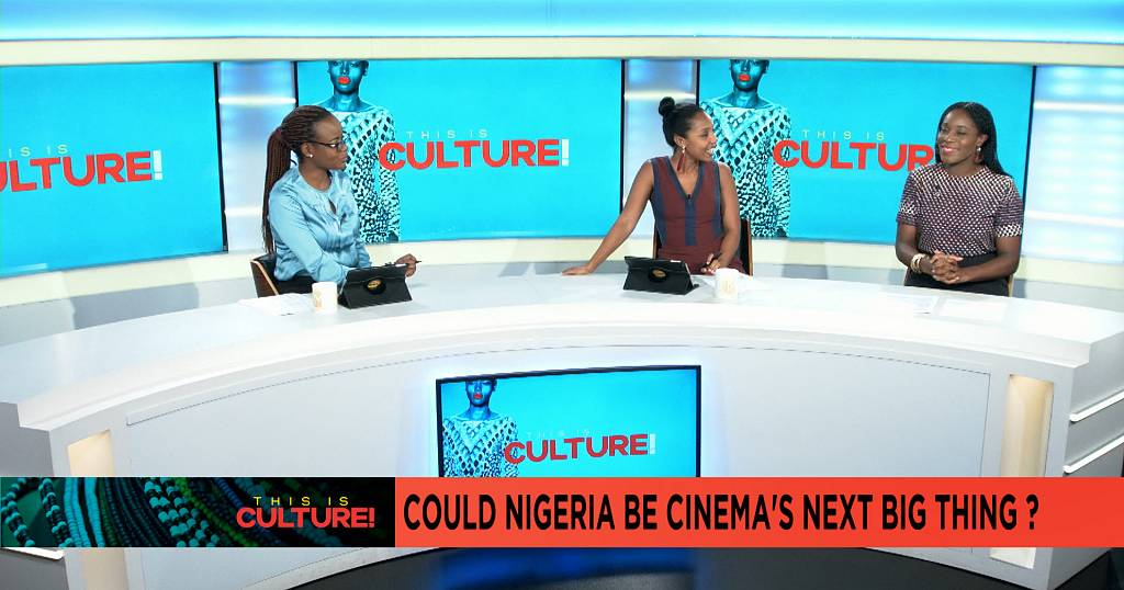 Could Nigeria be cinema's next big thing? [This is Culture]