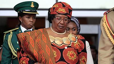 "Joyce Banda denies any involvement in ""Cashgate"" scandal"