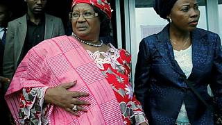 Malawi's Banda says she has evidence of political witch hunt