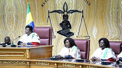 Gabon : l'Assemblée, dissoute par la Cour constitutionnelle