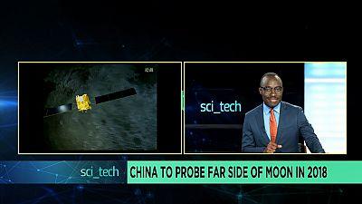 La Chine va sonder la face cachée de la lune cette année [Sci Tech]