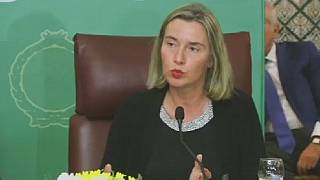 EU top diplomat says Libya's situation is improving