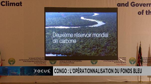 Congo: Operational commencement of the blue fund