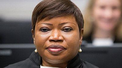 Violences en RDC: la procureure de la CPI descend sur place pour voir clair