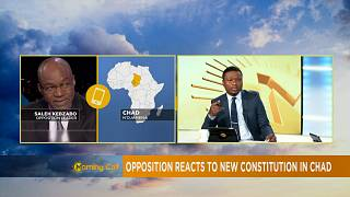Opposition to newly approved constitution in Chad [The Morning Call]