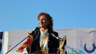 Souad Abderrahim, le fer de lance du parti Ennahdha qui veut conquérir Tunis