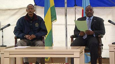 DR Congo crisis affects an entire region, transition must be credible – Kagame