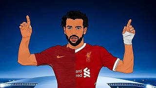 AS Roma to Mo Salah: 'Good luck in the UEFA Champions League final'