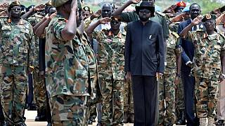 South Sudan president names Gabriel Jok Riak new army chief