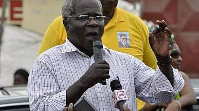 Mozambique veteran rebel leader Afonso Dhlakama has died: party sources
