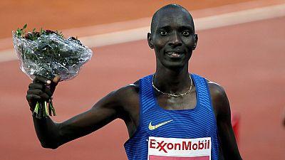 Athlétisme : le Kényan Asbel Kiprop reconnaît un contrôle positif à l'EPO mais nie tout dopage