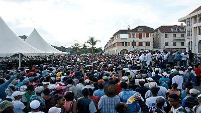 Madagascar : la justice annule une partie des lois électorales contestées par l'opposition