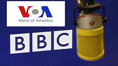 Burundi : les radios BBC et VOA suspendues pour six mois à compter de lundi (officiel)