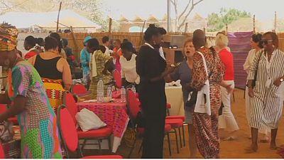 Business forum in Senegal promotes African female entrepreneurs