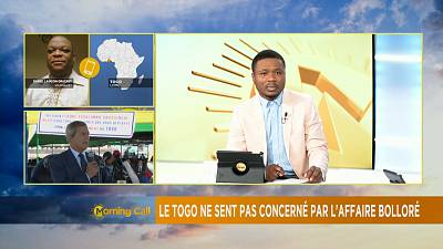 Togo denies involvement in Bollore scandal [The Morning Call]
