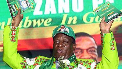 Au Zimbabwe, le parti au pouvoir lance sa campagne pour les élections