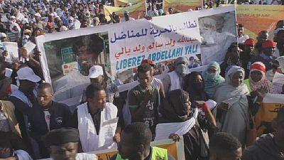 Mauritanie : marche contre l'esclavage