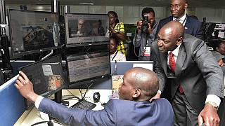 Kenya's William Ruto launches first Microsoft software testing centre in Africa