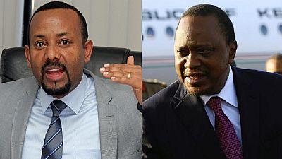 Ethiopian PM visits Kenya: bilateral, regional issues top of agenda