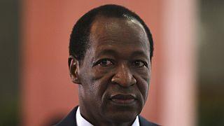 Burkina : Compaoré acclamé et fait président d'honneur de son parti