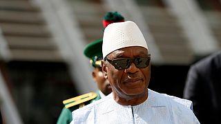 Présidentielle au Mali : le président sortant investi par une large coalition