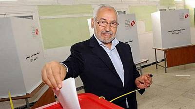 Tunisia's Ennahda claims victory in landmark local poll