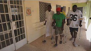 Nigeria: des prothèses pour les rescapés des violences de Boko Haram
