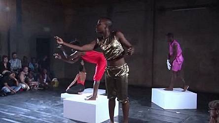 A performing arts space in Lagos introduces disadvantaged children to the stage [no comment]