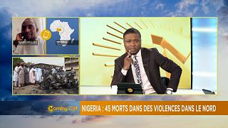 Attack in Kaduna northern Nigeria leaves 45 dead [The Morning Call]