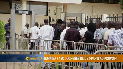 Opposition party in Burkinabe holds congress [The Morning Call]