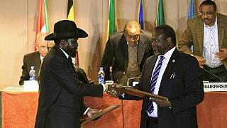 South Sudan president forgives exiled ex-deputy, asks him to return