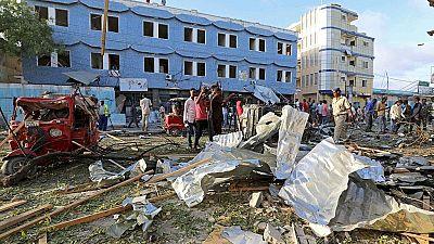 Somalie : 9 soldats kényans tués dans l'explosion d'une mine artisanale