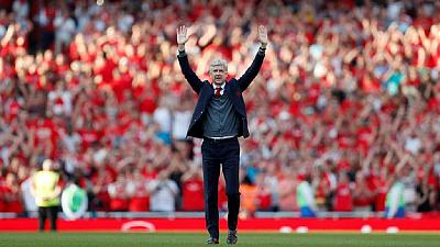 Wenger bows out with Arsenal victory at Huddersfield