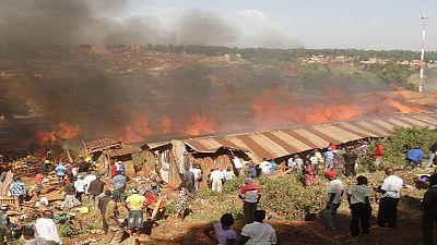 Kenya : 12 personnes brûlées par un incendie dans un hôtel