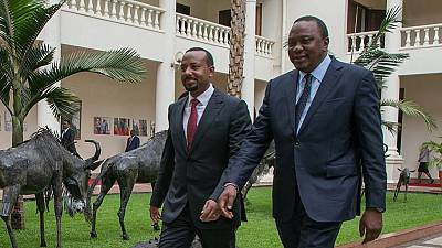 Ethiopia, Kenya leaders vow to pursue peace in Somalia, South Sudan
