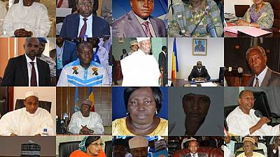 Chad president Idriss Deby names new cabinet