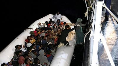 Libyan coastguard intercepts more than 500 migrants