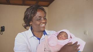 Celebrating midwives: meet Congolese Eugénie Nzigire Ngabo